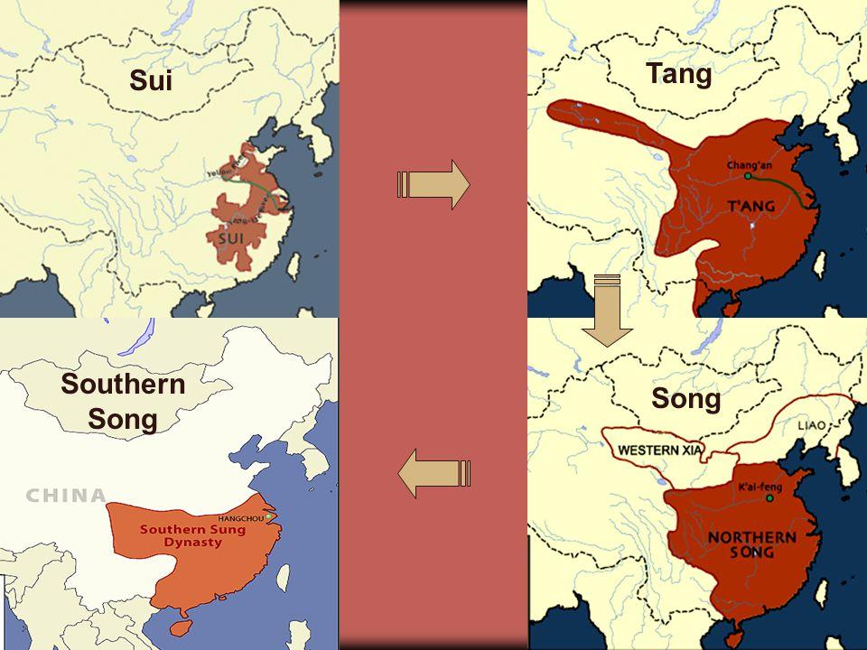 Sui Tang Song Southern Song