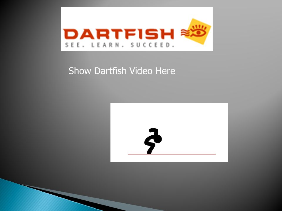 Show Dartfish Video Here