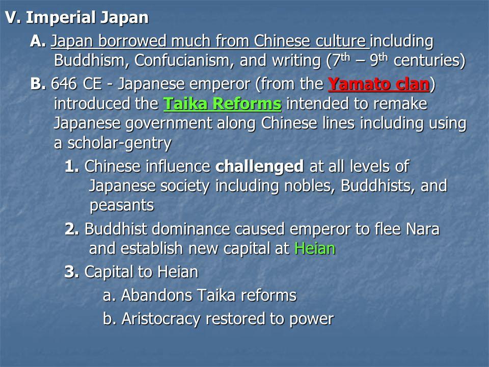 V.Imperial Japan A.