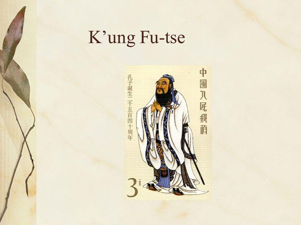 K'ung Fu-tse