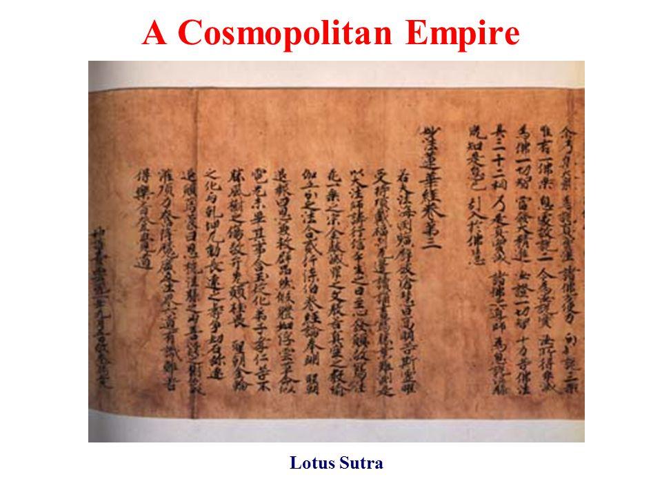 A Cosmopolitan Empire Lotus Sutra