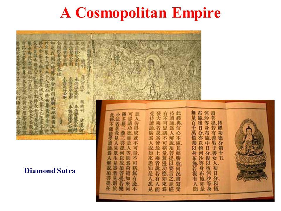 A Cosmopolitan Empire Diamond Sutra
