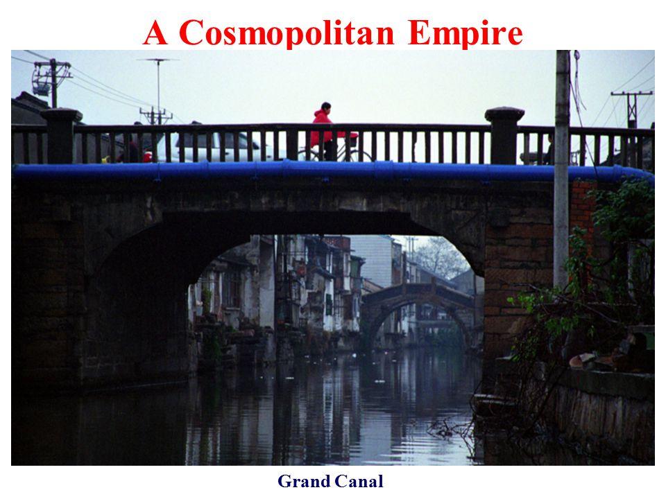 A Cosmopolitan Empire Grand Canal