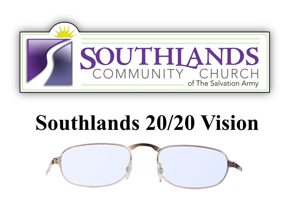 Southlands 20/20 Vision