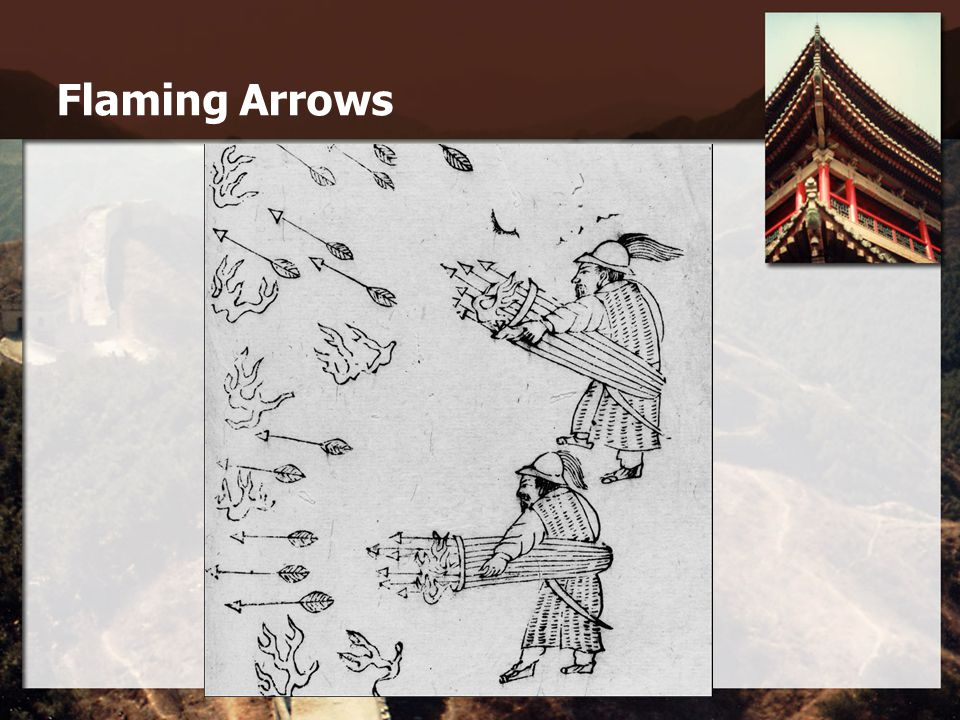 Flaming Arrows