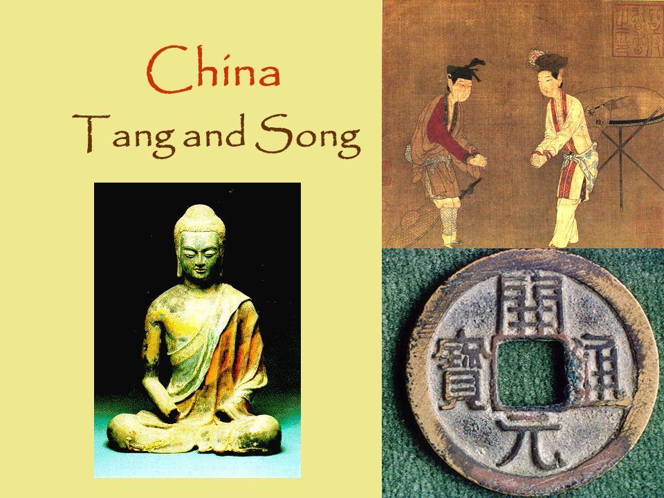 China Tang and Song