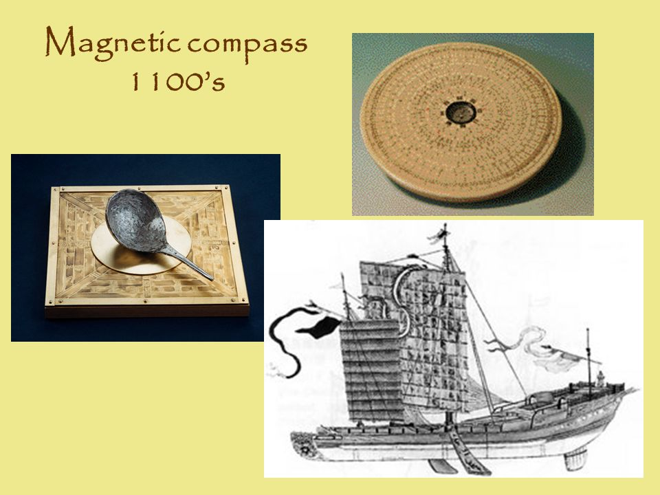 Magnetic compass 1100's