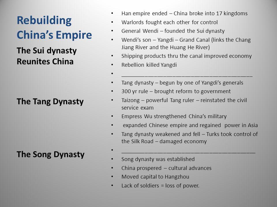 Section 4: The Ming Dynasty China -4 China -4 Vocabulary – treason – census – novel – barbarian People and Places – Nanjing – Portugal – Zhu Yuanzhang – Yong Le – Zheng He