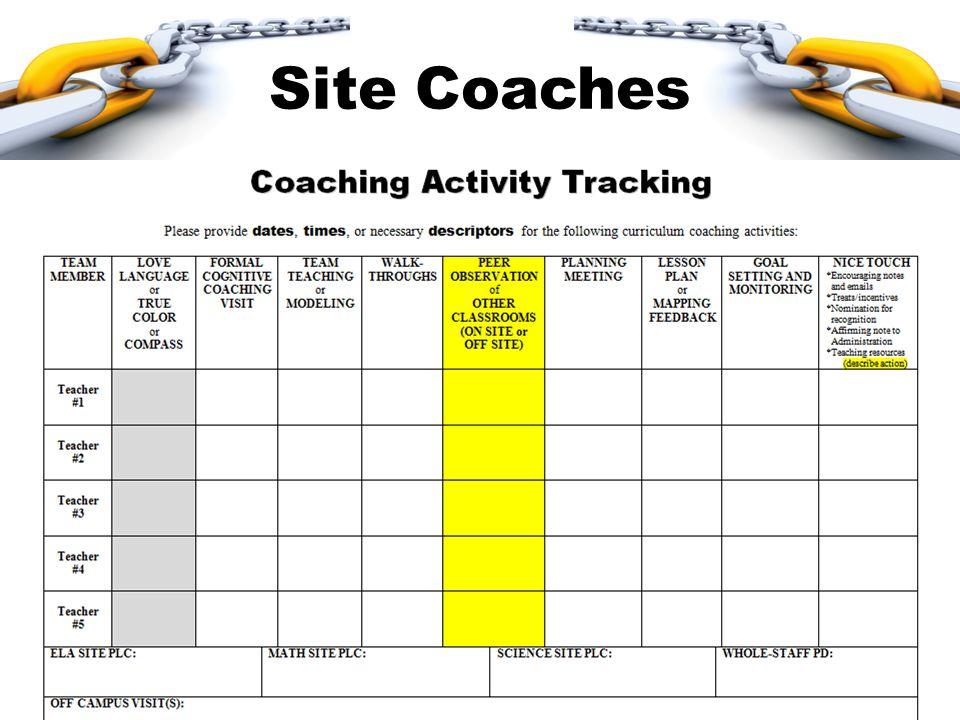 Site Coaches