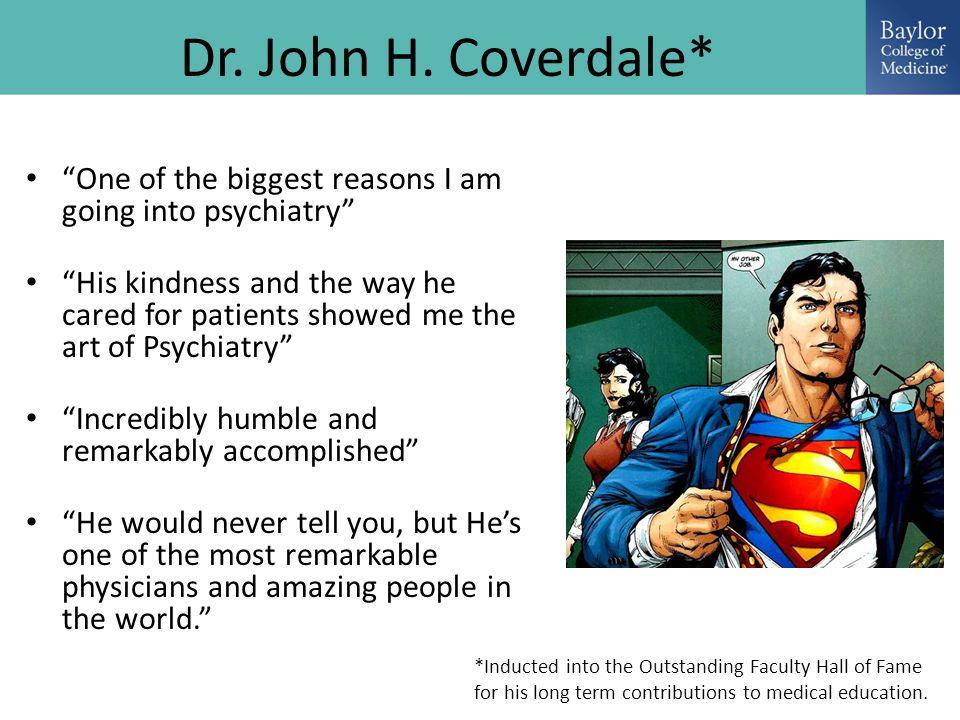 Dr. John H.