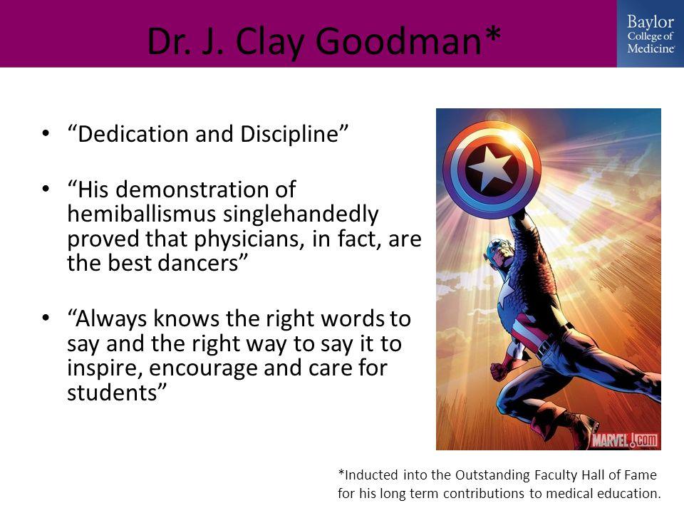 Dr. J.