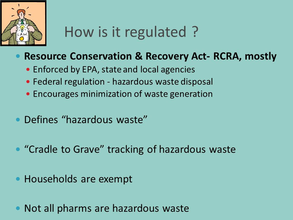How is it regulated .