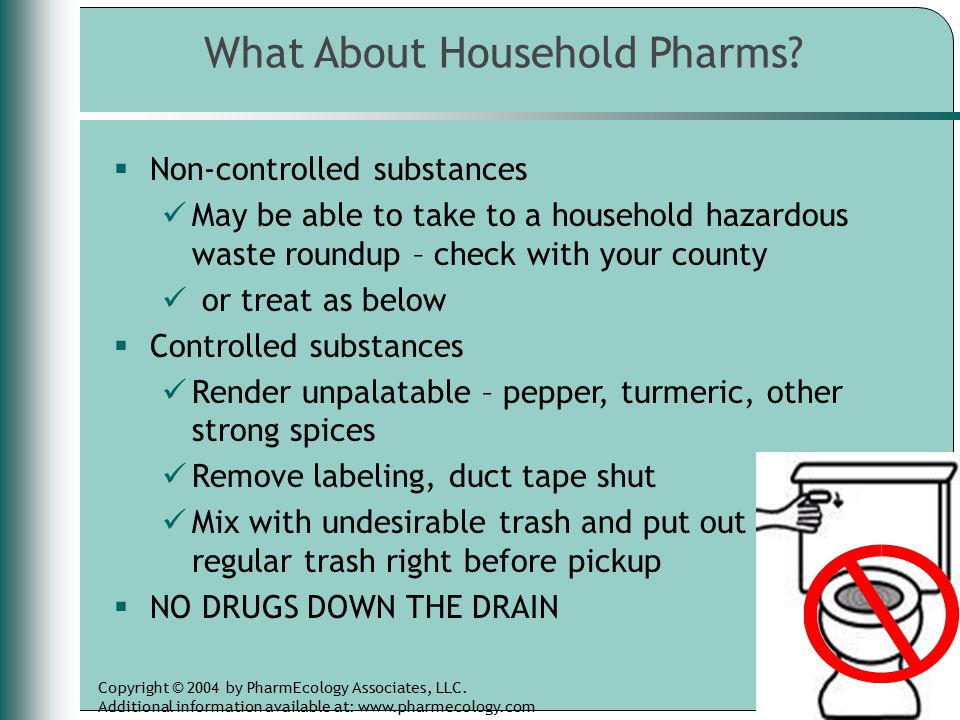 What About Household Pharms.