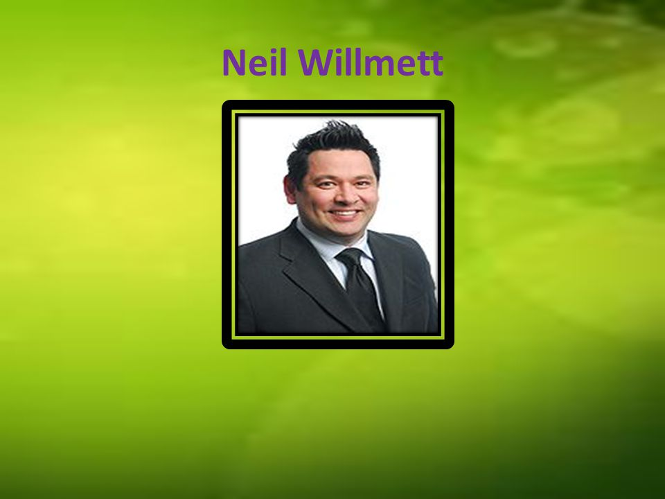 Neil Willmett's Profile Neil Michael Willmett was born on 24 March 1972 He grew up in Innisfail, North Queensland The youngest son of an Aboriginal mother, Marjorie Willmett and a Caucasian father, Lance Willmett He has four siblings Ian, Robert, Barbara and a fraternal twin brother called Colin He is an influential Aboriginal businessman, author and philanthropist who reside in Brisbane, Australia.