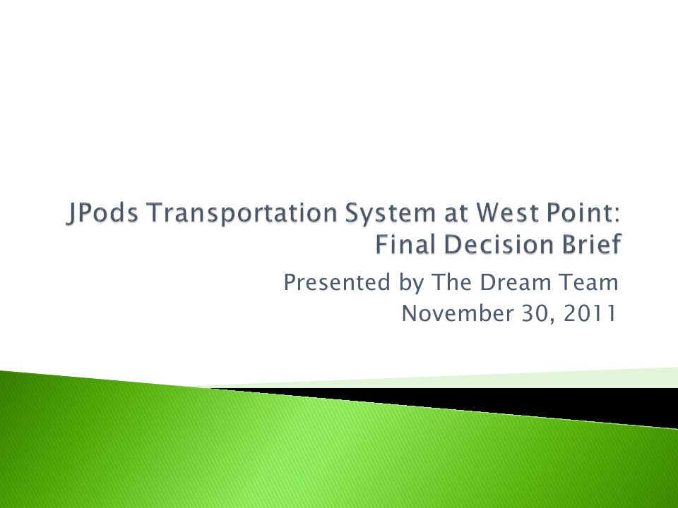 Implement JPods CONTROLS: - Building codes - Community opinion - Existing Infrastructure - NetZero Initiative - Passenger Capacity INPUTS: - Funding - Passengers - Solar energy MECHANISMS: - JPods cars - Rails - Routes - Stations - Computer System - People OUTPUTS: - Faster travel times - Efficient transportation - Satisfied users - Minimal environmental effects