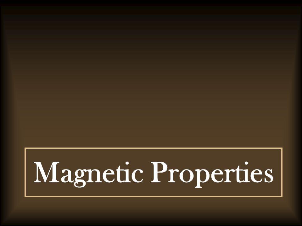 Classification of Magnetic Materials 1.Dia 2.Para 3.Ferro 4.Anti Ferro 5.Ferri Magnetic materials.