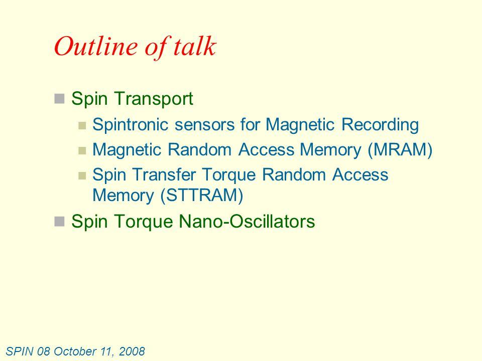 SPIN 08 October 11, 2008
