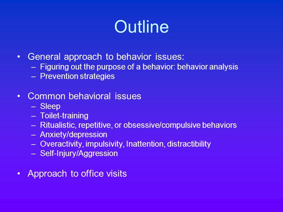 Why does self-injurious behavior (SIB) occur.