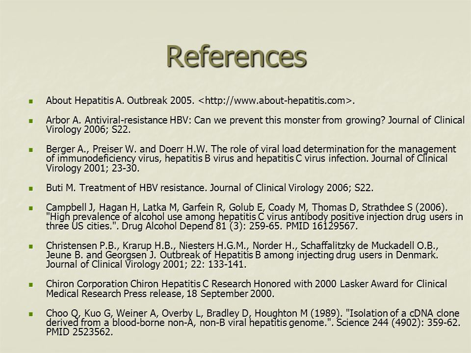 References About Hepatitis A.Outbreak 2005.. About Hepatitis A.