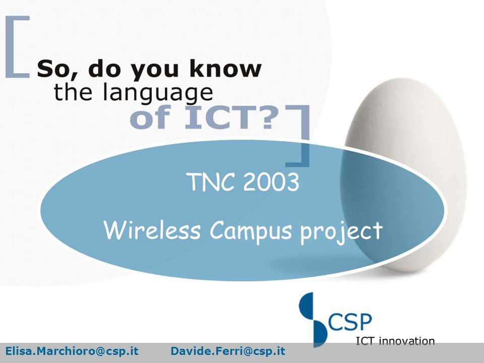 [ 22 Plan to connect Wireless Campus hot-spot with GPRS Cellular operator network –Testing of WLAN-GPRS roaming features At present –802.11b client cards provided with SIM slot for GPRS connectivity –Users can connect through WLAN under Wireless Campus hot-spot coverage and through GPRS when away ] WLAN + GPRS