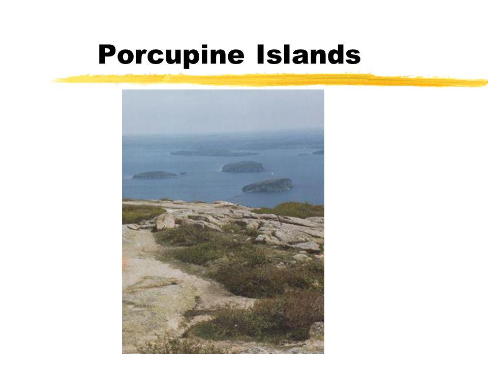 Porcupine Islands