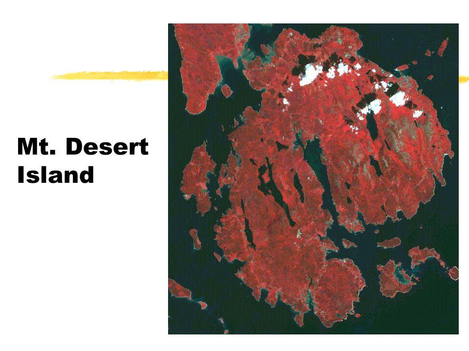 Mt. Desert Island
