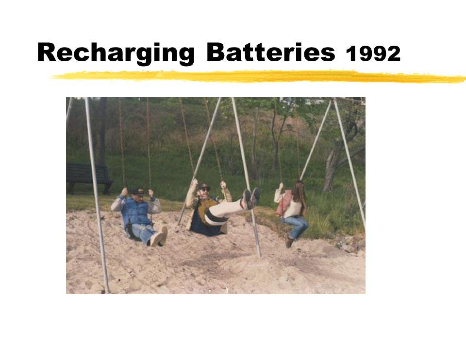 Recharging Batteries 1992
