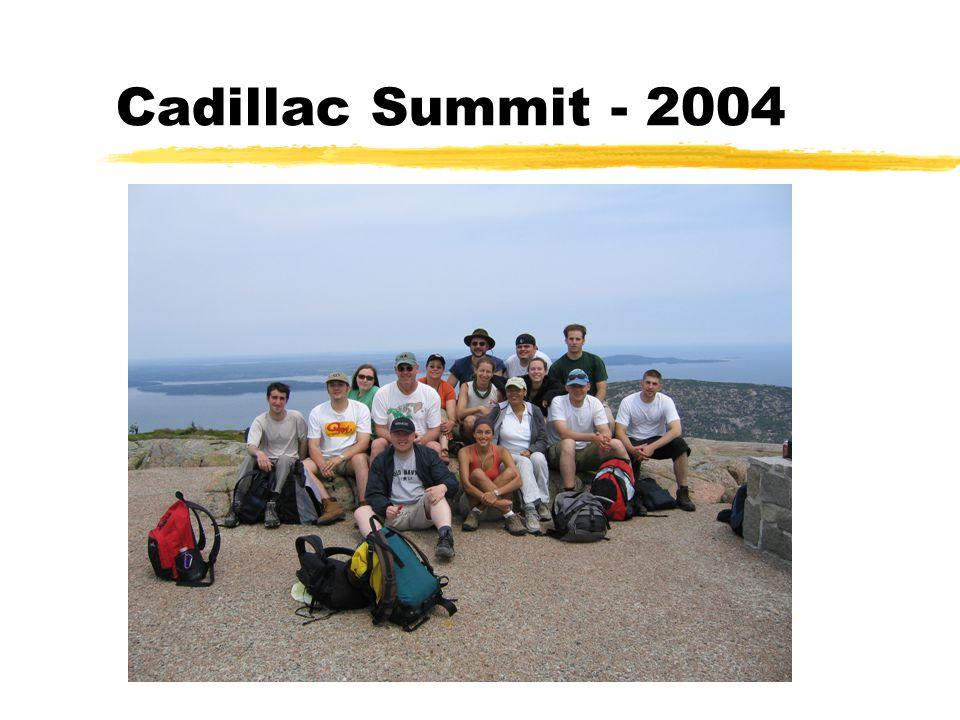 Cadillac Summit - 2004