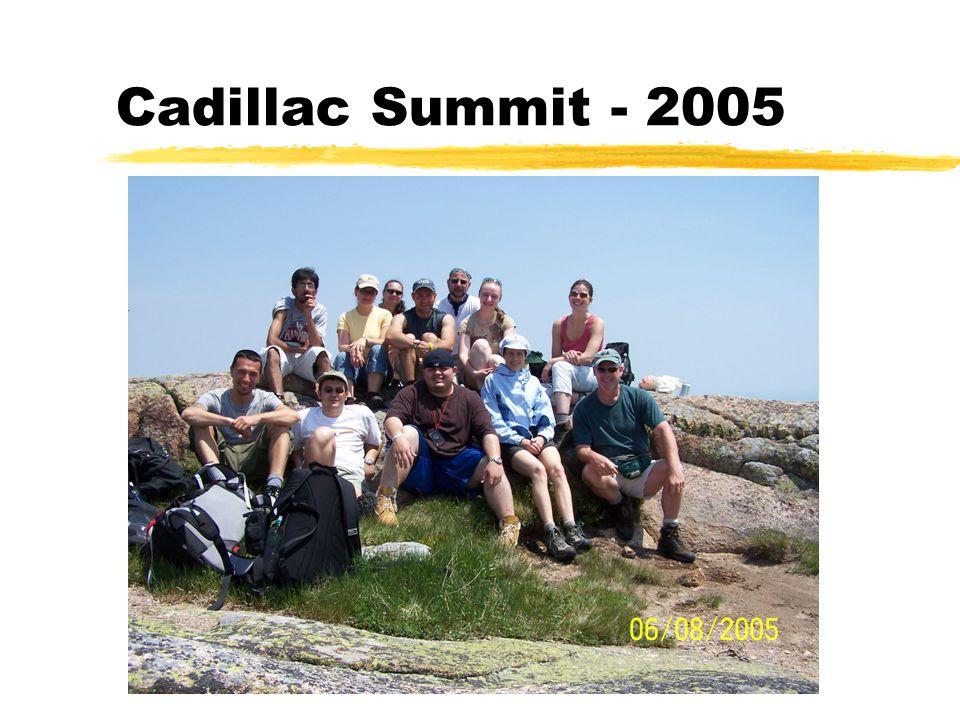 Cadillac Summit - 2005