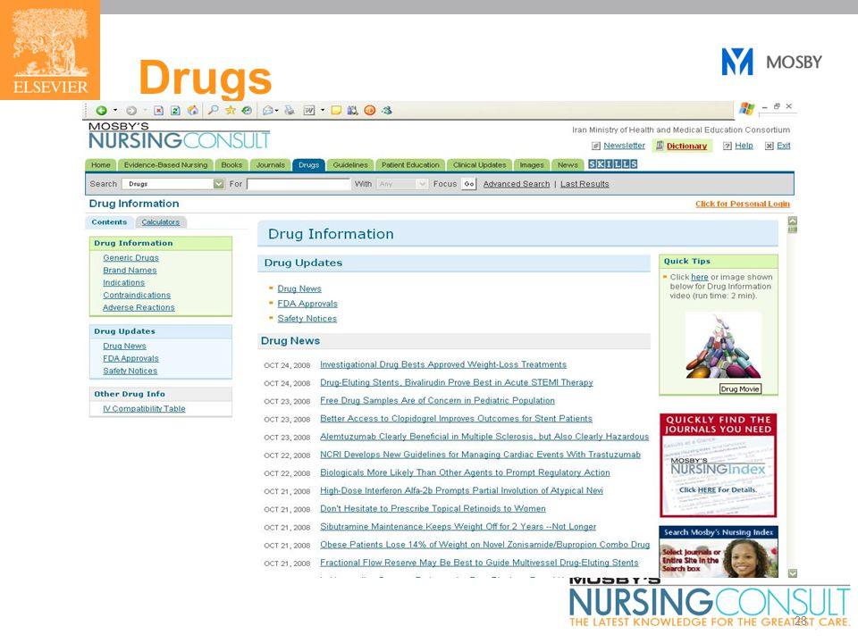 28 Drugs