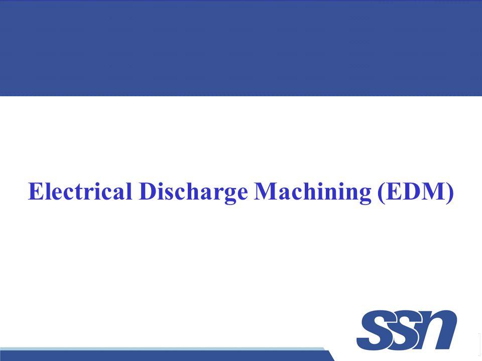 22 EDM – Power & Control Circuits
