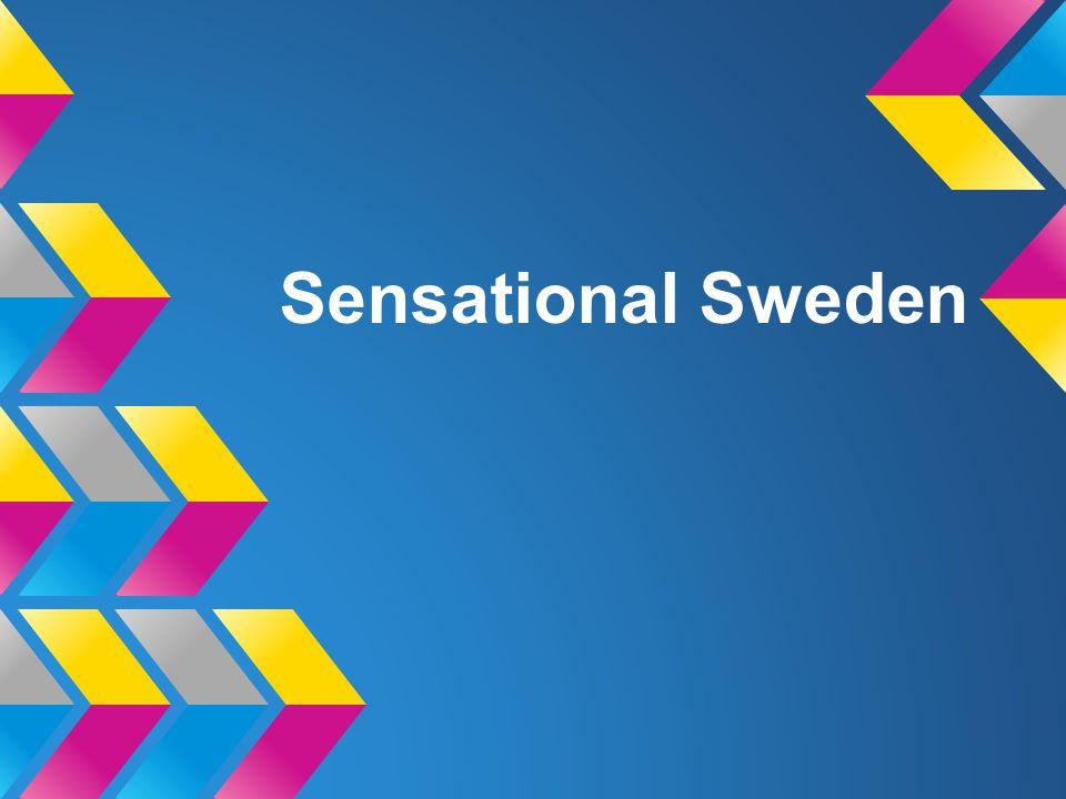 Sensational Sweden