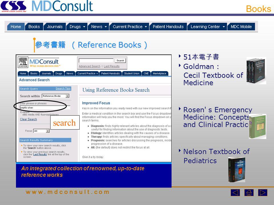Patient Handouts w w w.m d c o n s u l t.