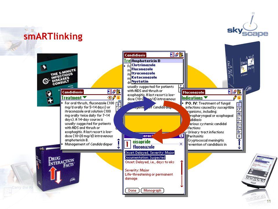 11 smARTlinking