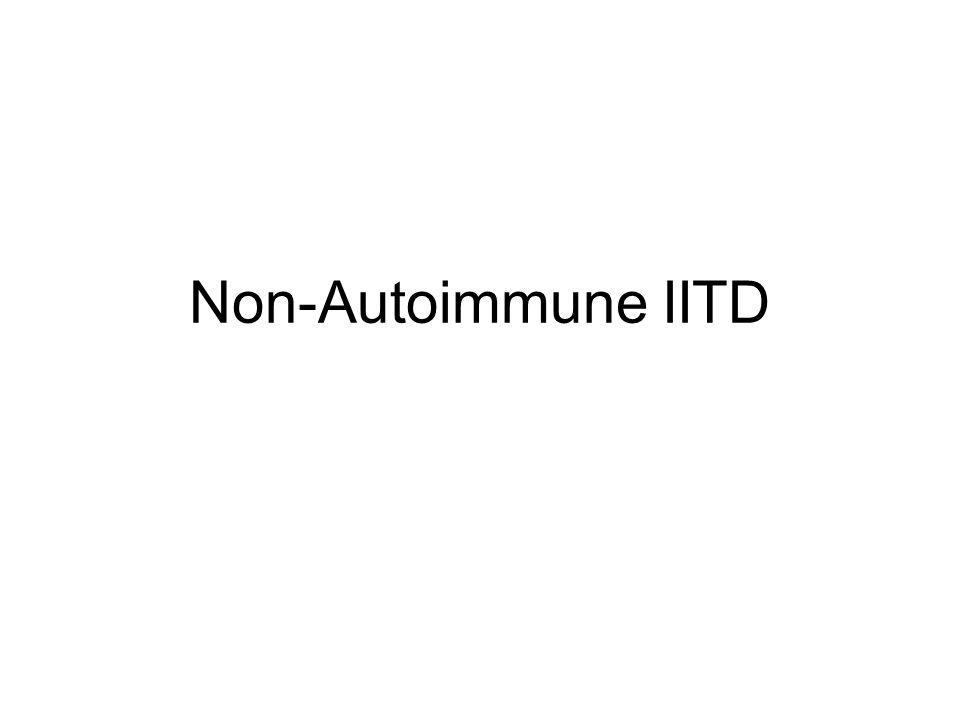 Non-Autoimmune IITD