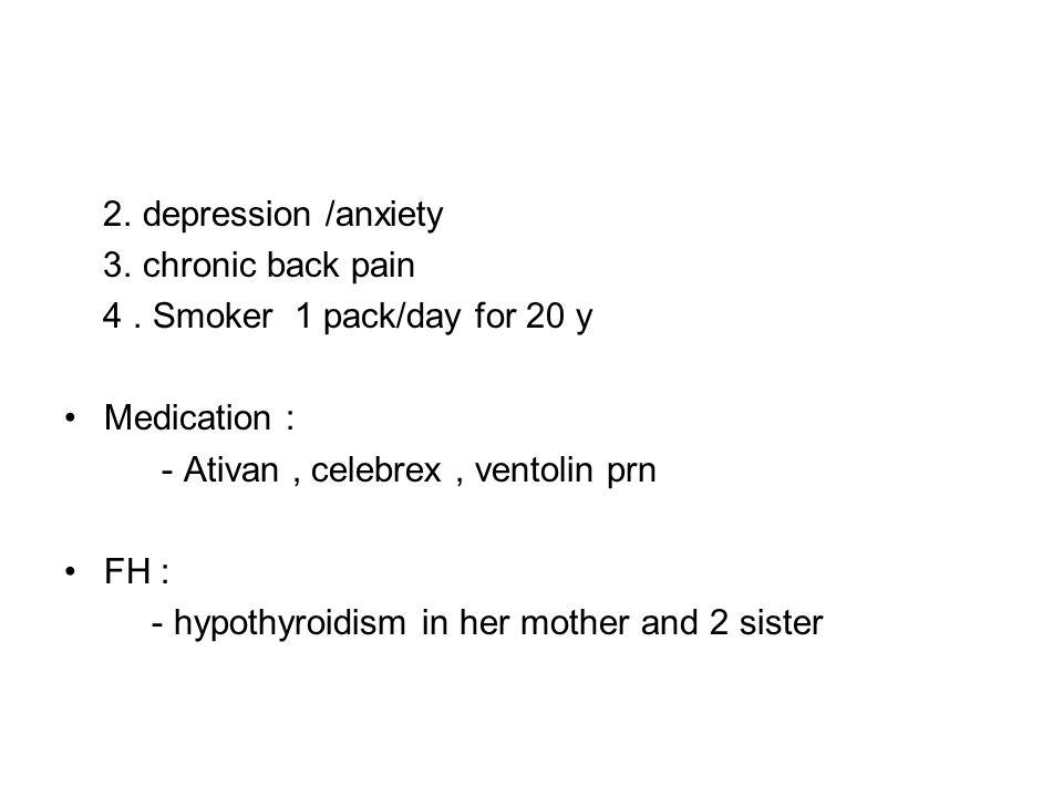 Re : hyperthyroidism ( Sept-Nov/2006): - clinically euthyroid ( why I am Here .
