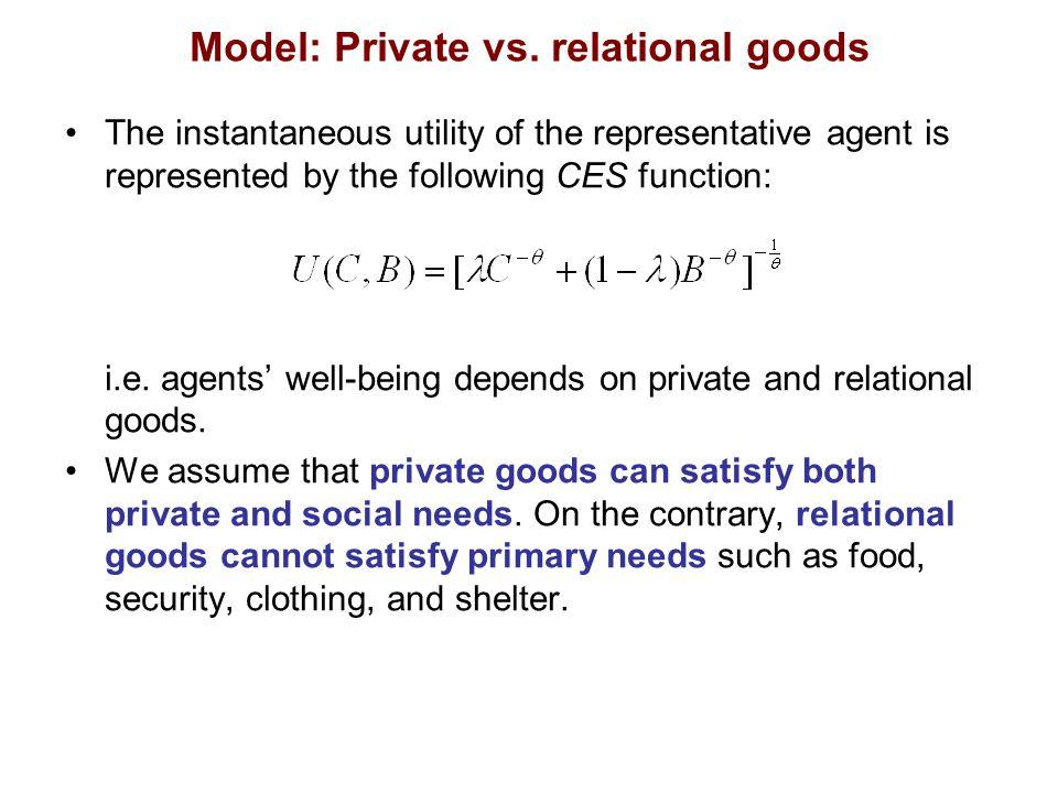 Model: Private vs.