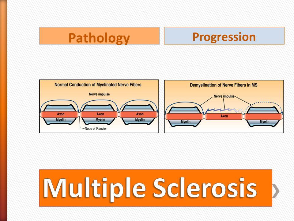 Pathology Progression