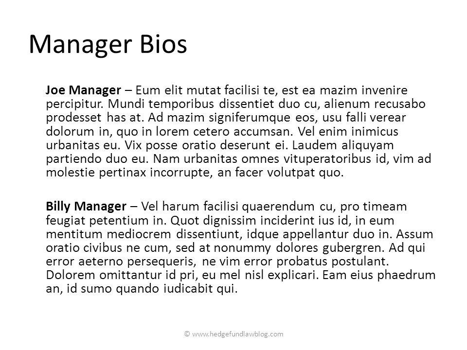 Manager Bios Joe Manager – Eum elit mutat facilisi te, est ea mazim invenire percipitur.