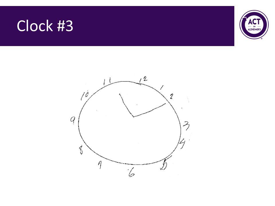 Clock #3