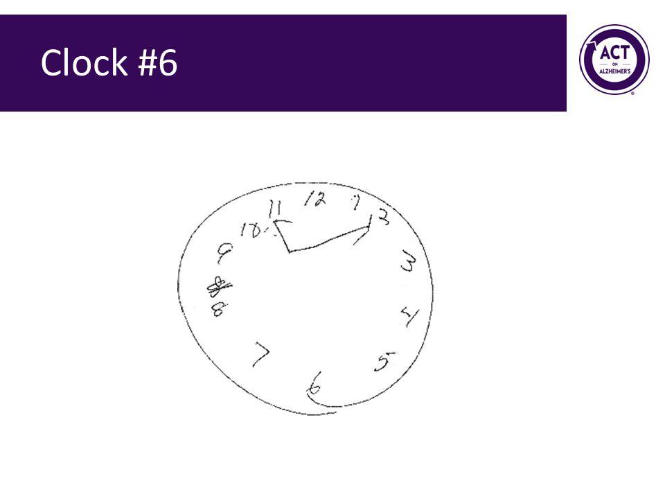 Clock #6