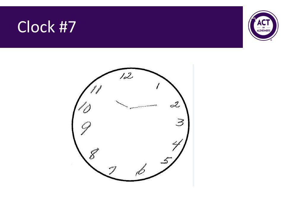 Clock #7