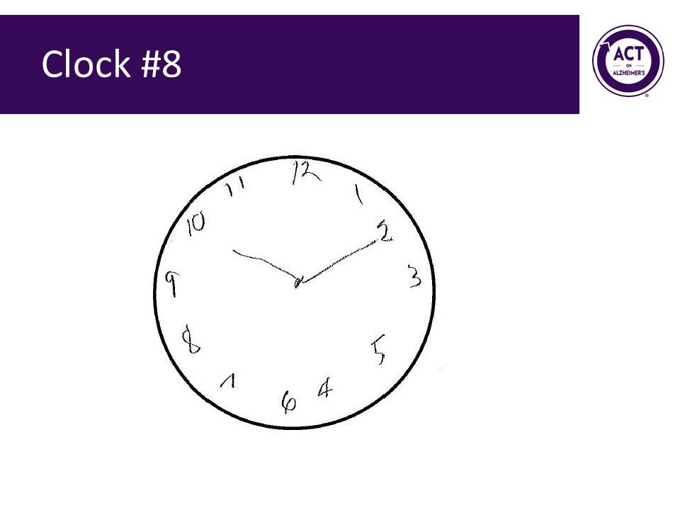 Clock #8