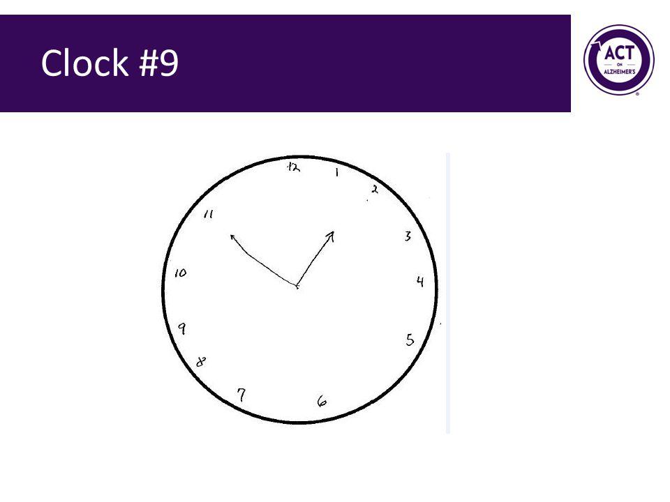 Clock #9