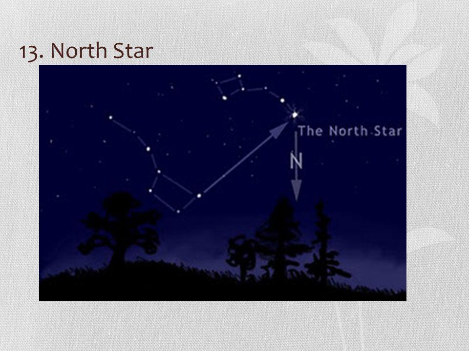 13. North Star