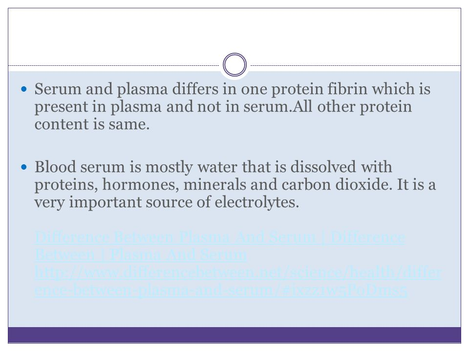 THE BLOOD HAS MANY FUNCTIONS The functions of blood—except for specific cellular ones such as oxygen transport and cell-mediated immunologic defense—are carried out by plasma and its constituents.