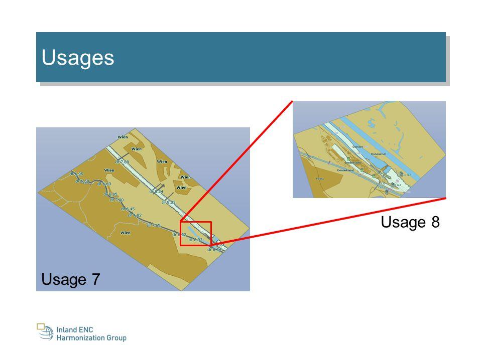 Usages Usage 7 Usage 8