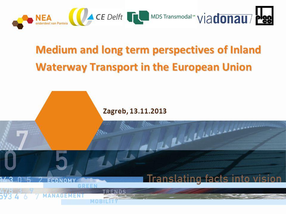 NOx emission development in transport gram per tonkm, 2020 compared to 2009 Source: CE Delft 2011