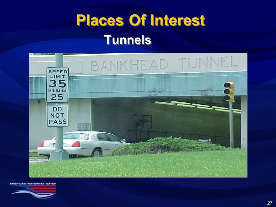 Places Of Interest Tunnels 27