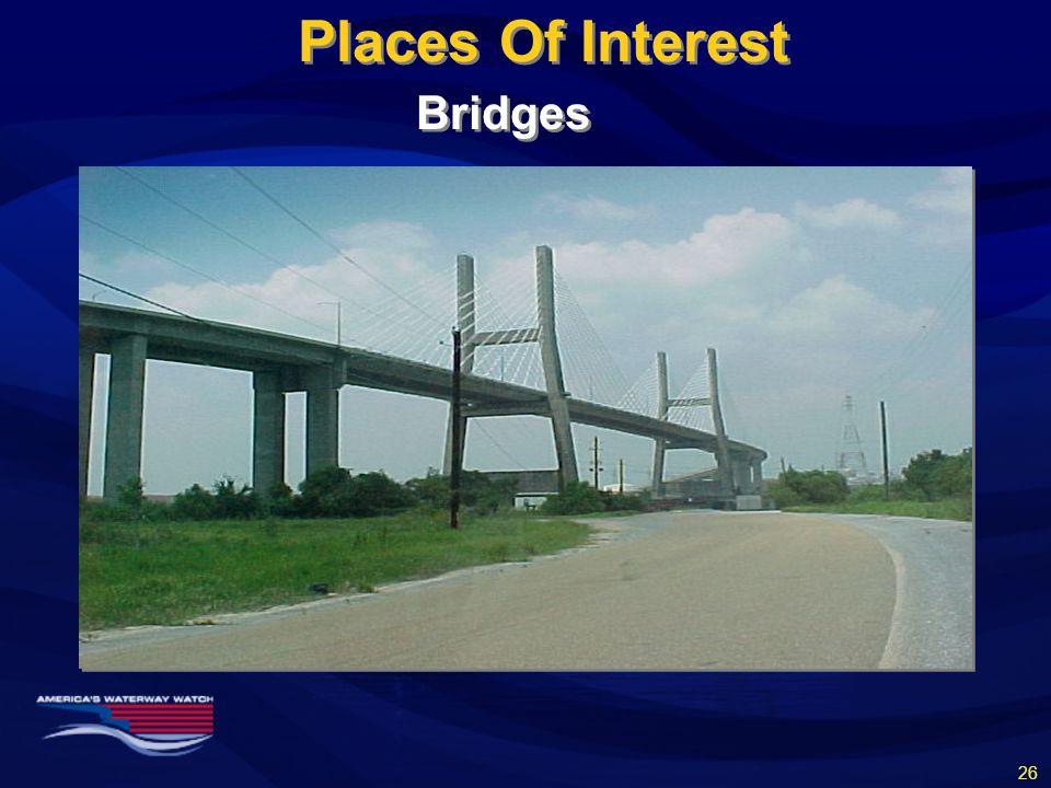 Places Of Interest Bridges 26